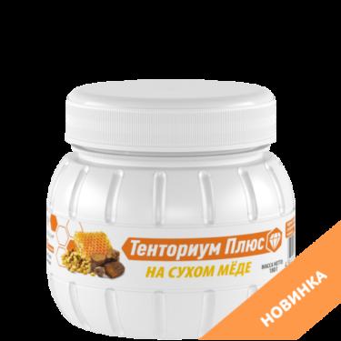 Тенториум Плюс на сухом мёде